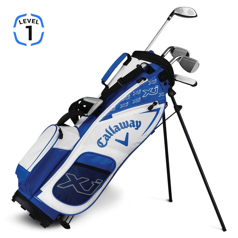 Callaway XJ1 Junior 4-piece Set