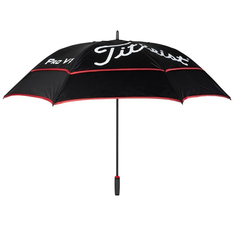 NEW!! Titleist Tour Double Canopy Umbrella