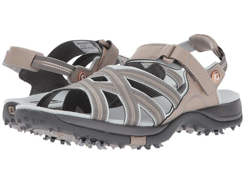 Footjoy Womens Golf Sandals 2020 Tan