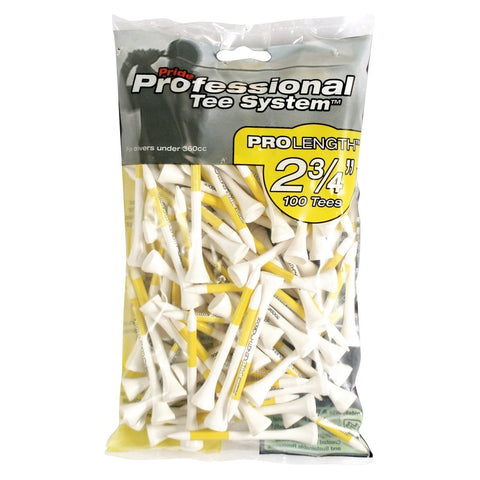 Pride PTS Golf Tees 2.3/4""