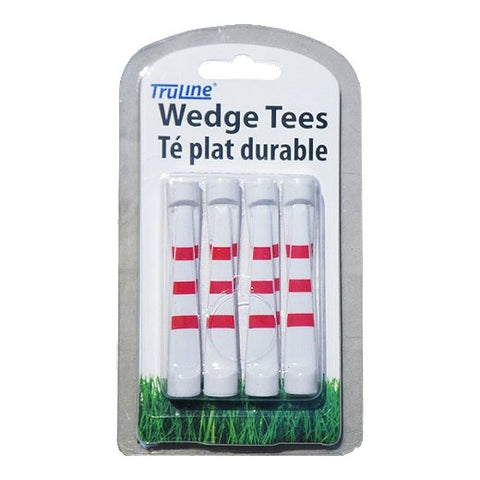 TruLine Wedge Golf Tee - 8 Pack