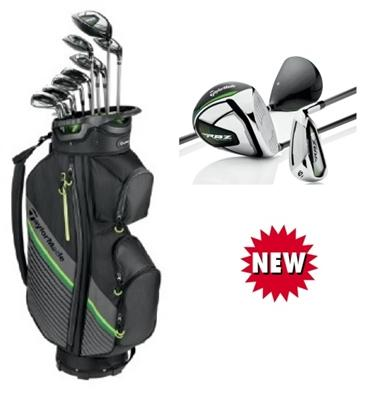 TaylorMade RBZ 11-Piece Complete Package Set