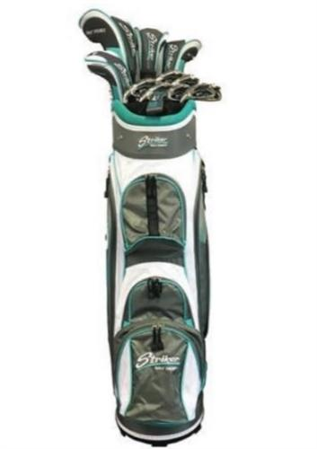 Golf Trends Striker Womens Complete Package Set