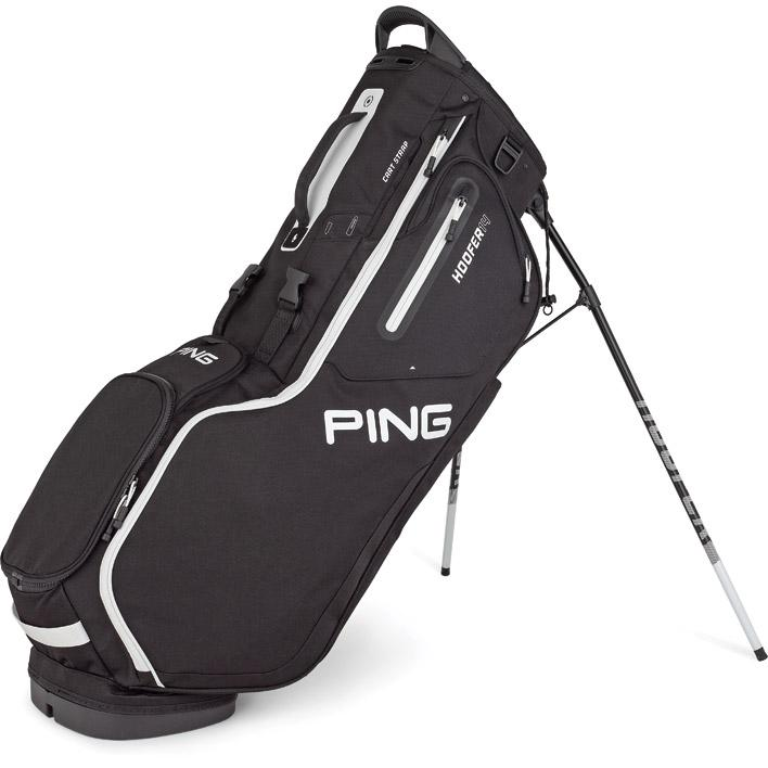 PING Hoofer 14 Stand Bag with Double Strap