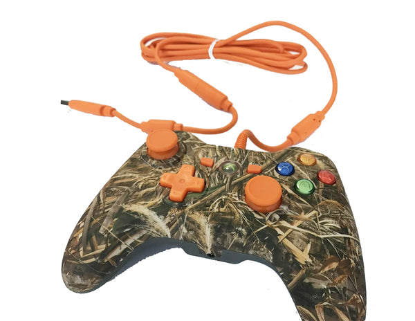 Control c/cable Camo (power A) Xbox 360 y PC Windows