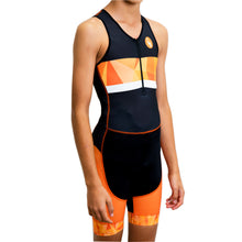 Kids Tri Hard Unisex Triathlon Suit