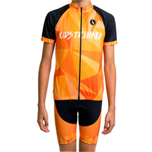 Kids Tri Hard Unisex Cycling Jersey