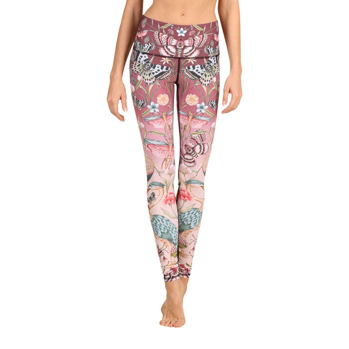 Yoga tights Pretty in Pink