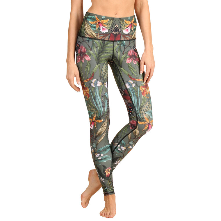 Yoga tights Green Thumb