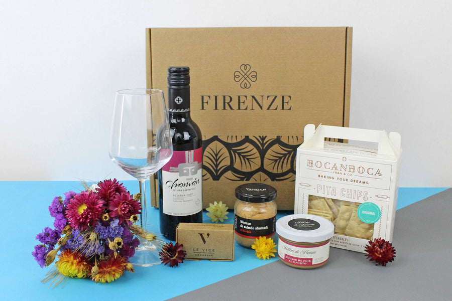 Pack para compartir - Vino 2 - Firenze Rose™
