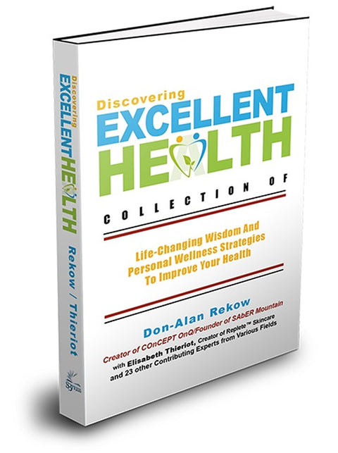Book Discovering Excellent Health
