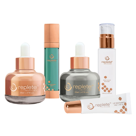 skincare-stimulate cellular-renewal and rejuvenation