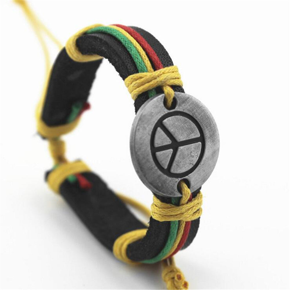 The Bracelets For the Peaceful Ones, With a Ton of Color