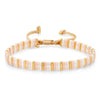 TAI Candy Striper Bracelet in Pink Multi