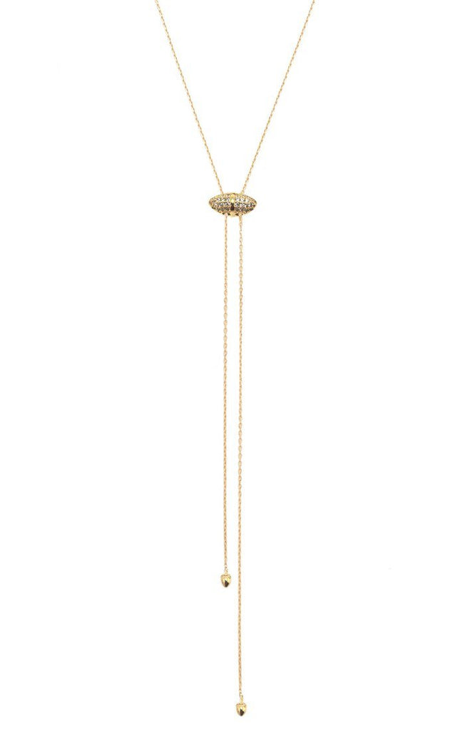 Tai  Double Layer Necklace- Gold