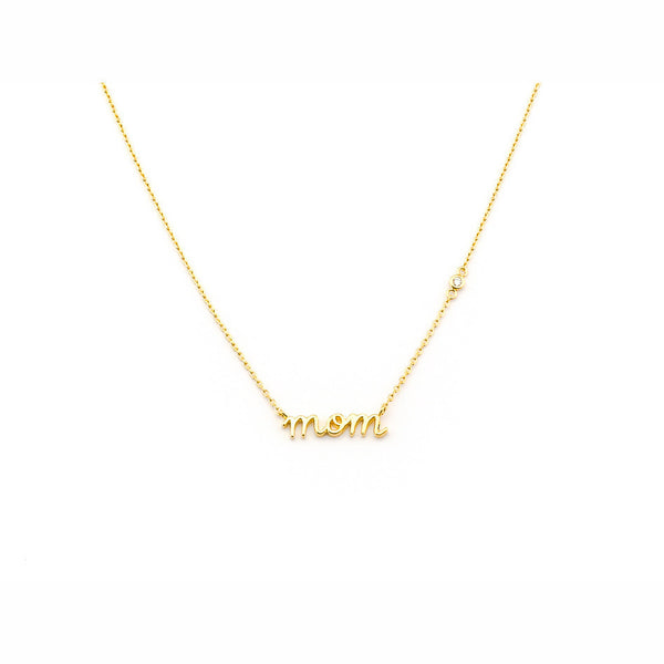 TAI MOM Necklace - Gold