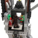 Instructions for Custom LEGO Nightmare Before Christmas Jack Skellington's House