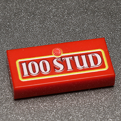 100 Stud Candy Tile