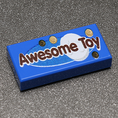 Awesome Toy Candy Tile