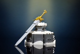 Instructions for Custom LEGO Sword in the Stone