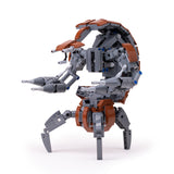 Instructions for Custom LEGO Star Wars Droideka