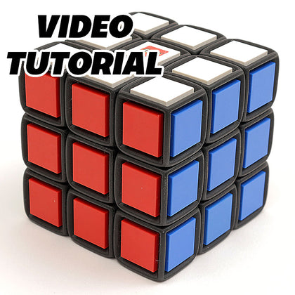 Video: How to Build a LEGO Rubik's Cube