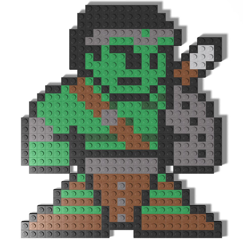 Hulk Ragnarok Mosaic Parts List, Instruction Diagram and Stud.io File