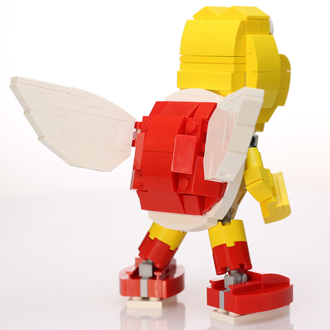 Movie series moc 23057 red koopa by buildbetterbricks mocbrickland
