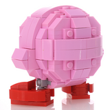 Kirby - Custom LEGO Instructions & Parts List