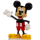 Instructions for Custom LEGO Mickey Mouse