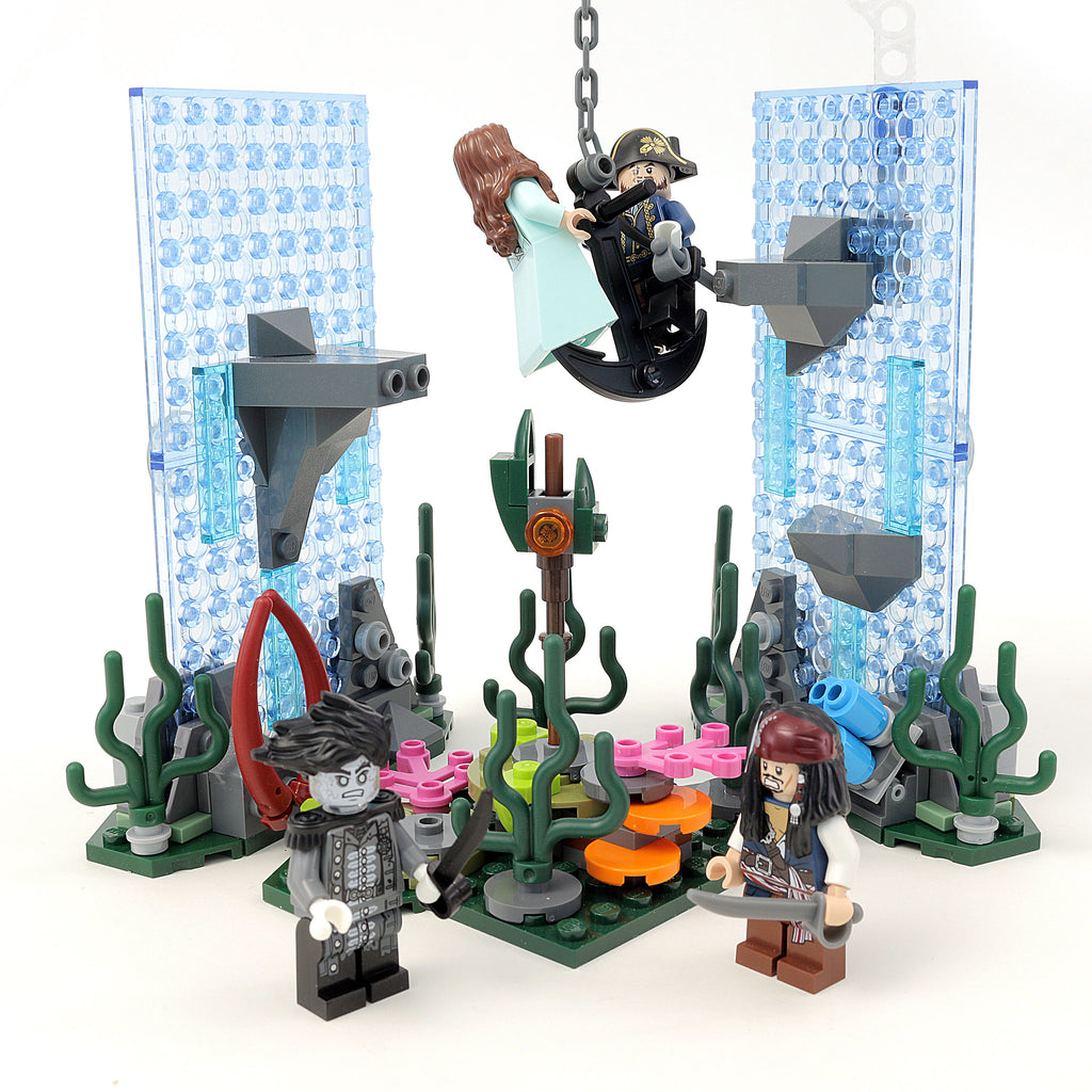 Lego Pirates Of The Caribbean Build Better Bricks