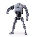 Instructions for Custom LEGO Star Wars Super Battle Droid