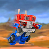 Instructions for Custom LEGO Transformers Optimus Prime (Really Transforms!)