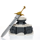 Custom LEGO Sword in the Stone Instructions