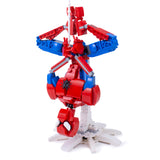 Instructions for Custom LEGO Spider Man