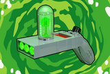 Instructions for Custom LEGO Portal Gun from Rick & Morty