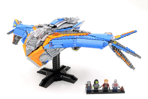 Instructions For Custom Lego Ucs Guardians Of The Galaxy Milano