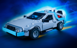 Instructions Custom LEGO Back to the Future DeLorean