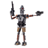 Instructions for Custom LEGO IG-11 (Mandalorian)