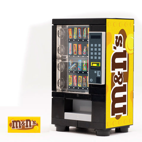 M&Ns (Peanut) - Custom LEGO Candy Vending Machine