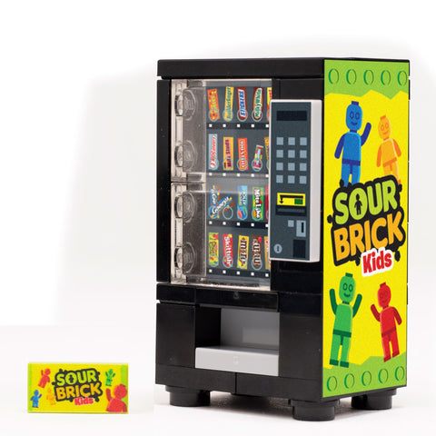 Sour Brick Kids - Custom LEGO Candy Vending Machine