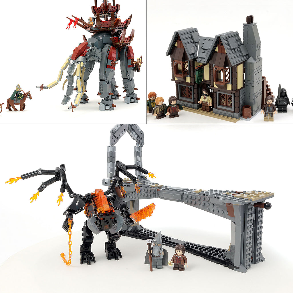 LEGO The Lord of the Rings (free version) download for Mac ...