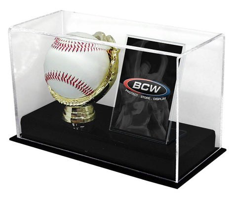 Acrylic Baseball Display Case