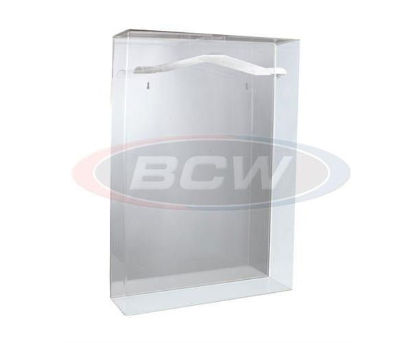 Acrylic Small Jersey Display - Mirror Back
