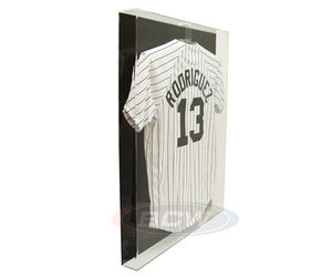 Acrylic Large Jersey Display - Black Back