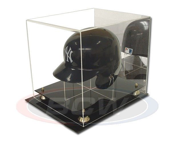Acrylic Baseball Helmet Display
