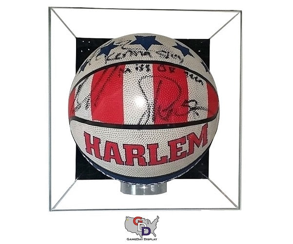 Acrylic Wall Mount Basketball Display Case