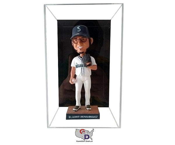 Acrylic Wall Mount Bobblehead Display Case