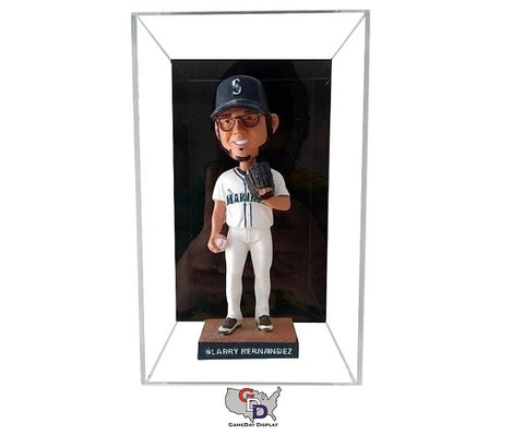 Image of Acrylic Wall Mount Bobblehead Display Case