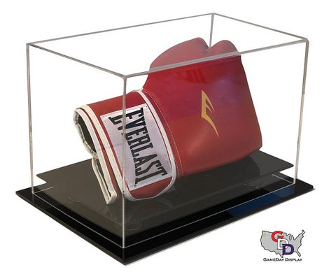 Acrylic Desk Top Boxing Glove Display Case
